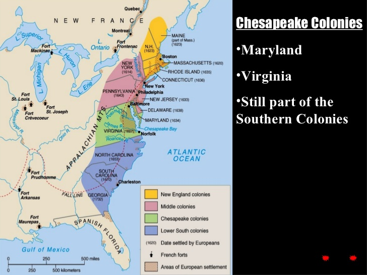 why the new england and chesapeake regions were different 2 essay Why the new england and chesapeake regions were different new england and chesapeake regions us history dbq essay: new england and chesapeake.