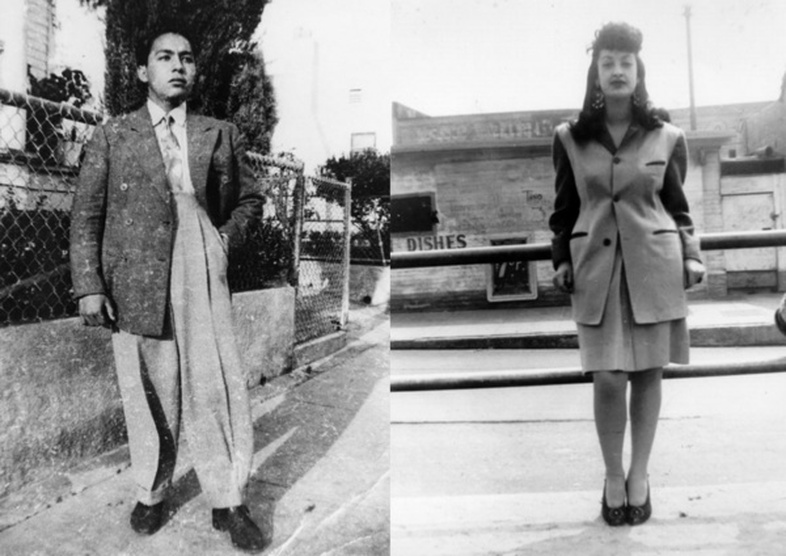 zoot suit riots in los angeles Widespread attention has been drawn to the los angeles, california, gangs of zoot-suited, socially maladjusted,  mexican americans and the zoot suit riots .